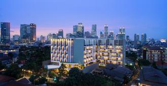 艾亚柯套房酒店 - 雅加达 - 户外景观