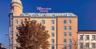 美居维也纳威斯特班霍夫酒店 - 维也纳 - 建筑