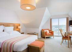海滩酒店 - 布德 - 睡房