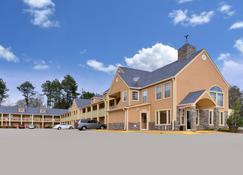 安德森美洲最佳价值酒店 - 安德森(南卡罗来纳州) - 建筑