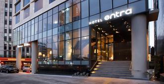 江南恩特拉酒店 - 首尔 - 建筑