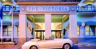 维多利亚酒店 - 斯利马 - 建筑