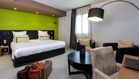 伊万瓦提娅Spa酒店和餐厅 - 凯恩 - 睡房