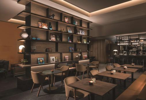 法兰克福韦斯滕德阿迪娜公寓酒店 - 法兰克福 - 酒吧