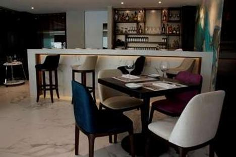 世贸中心旁伊萨亚精品酒店 - 墨西哥城 - 酒吧
