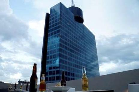 世贸中心旁伊萨亚精品酒店 - 墨西哥城 - 建筑
