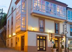 赫拉杜拉酒店 - 圣地亚哥-德孔波斯特拉 - 建筑