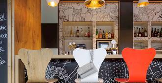 斯图加特市中心宜必思酒店 - 斯图加特 - 酒吧