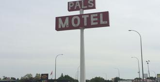 帕尔斯汽车旅馆和rv公园 - 梅迪辛哈特 - 户外景观