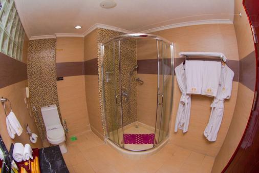 蒂芙尼钻石酒店 - 达累斯萨拉姆 - 浴室