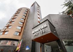 贝尼多姆酒店 - 马尼萨莱斯 - 建筑