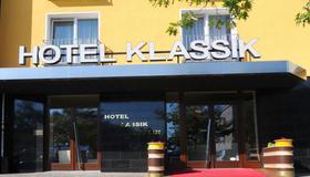 克拉斯科酒店 - 柏林 - 建筑