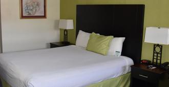 老城韦斯特旅馆 - 圣地亚哥 - 睡房