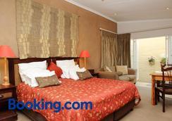 利兹在兰开斯特旅馆 - 约翰内斯堡 - 睡房