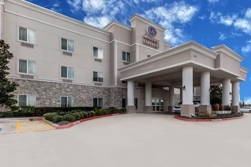 休斯顿iah机场康福特套房酒店 - 环城公路8 - 休斯顿 - 建筑