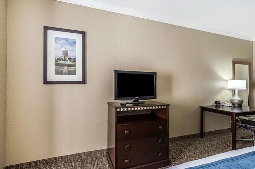 休斯顿iah机场康福特套房酒店 - 环城公路8 - 休斯顿 - 客房设施
