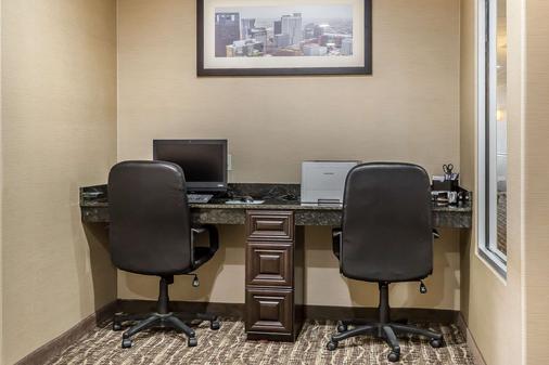 休斯顿iah机场康福特套房酒店 - 环城公路8 - 休斯顿 - 商务中心