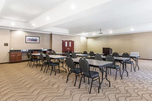 休斯顿iah机场康福特套房酒店 - 环城公路8 - 休斯顿 - 会议室