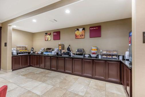 休斯顿iah机场康福特套房酒店 - 环城公路8 - 休斯顿 - 厨房