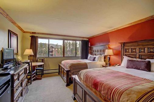 比弗运行度假酒店 - 布雷肯里奇 - 睡房