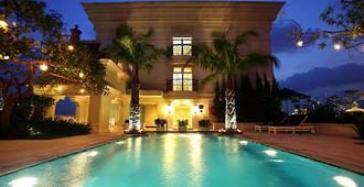 格兰玛哈甘酒店 - 雅加达 - 游泳池