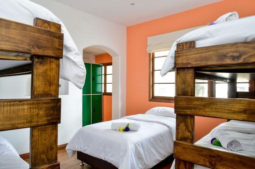 波哥大米拉夫旅馆 - 波哥大 - 睡房
