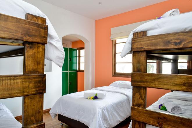 Mi Llave Hostels Bogota - 波哥大 - 睡房