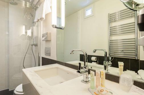 巴黎悉尼歌剧院贝斯特韦斯特酒店 - 巴黎 - 浴室