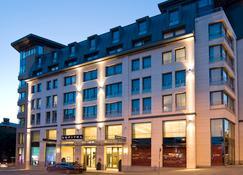 布鲁塞尔欧洲索菲特酒店 - 布鲁塞尔 - 建筑