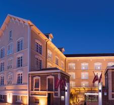 特鲁瓦中心美居酒店