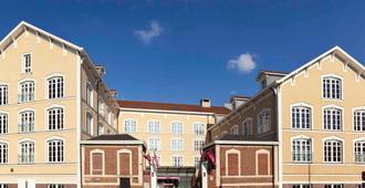 特鲁瓦中心美居酒店 - 特鲁瓦 - 建筑