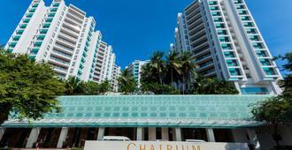 察殿曼谷沙吞酒店式公寓 - 曼谷 - 建筑