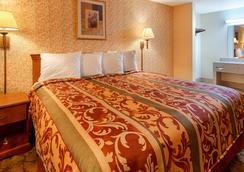 最佳西方机场酒店 - 图尔萨 - 睡房