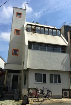 大阪盆景旅馆 - 大阪 - 建筑