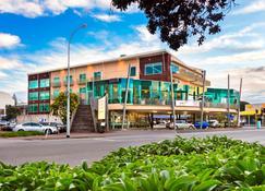 沃特福兰特酒店 - 新普利茅斯 - 建筑