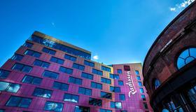 丽笙红标酒店 - 格拉斯哥 - 建筑