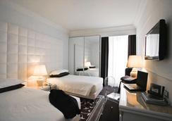 伊多斯科阿雷佐酒店 - 阿雷佐 - 睡房