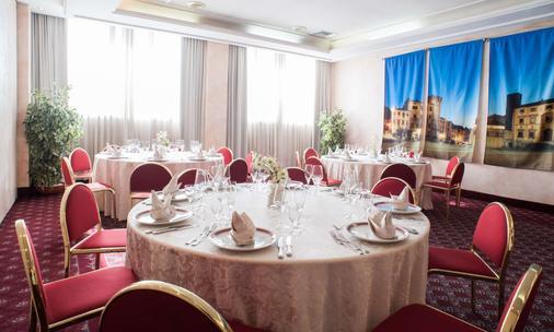 伊多斯科阿雷佐酒店 - 阿雷佐 - 宴会厅