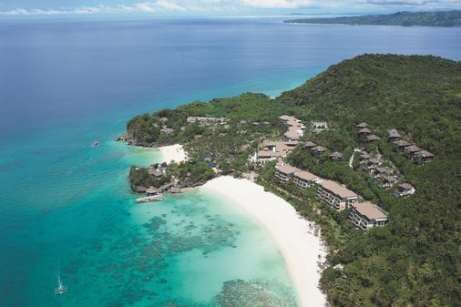 香格里拉长滩岛度假酒店 - 长滩岛 - 建筑