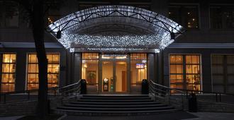 莫斯科设计酒店(D酒店) - 莫斯科 - 建筑