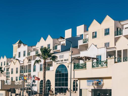 格兰德穆图佛尔特瓦勒公寓式酒店 - 阿尔布费拉 - 建筑