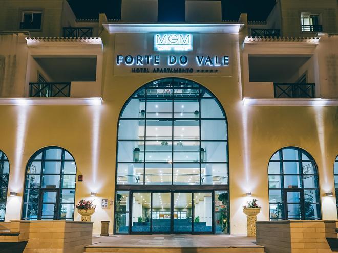 福特多维尔木图大酒店 - 阿尔布费拉 - 建筑
