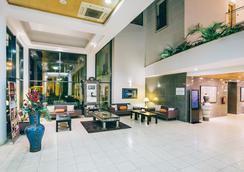 格兰德穆图佛尔特瓦勒公寓式酒店 - 阿尔布费拉 - 大厅