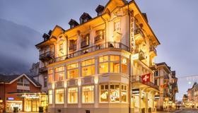 瑞士高地城市优质酒店 - 因特拉肯 - 建筑