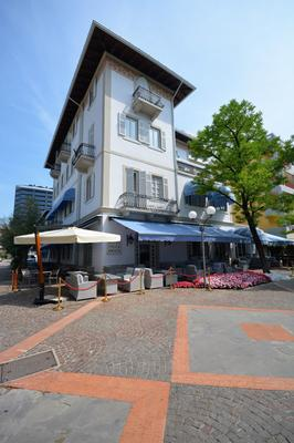 埃里卡别墅酒店 - 格拉多 - 建筑