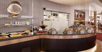 伯明翰克莱顿酒店 - 伯明翰 - 自助餐