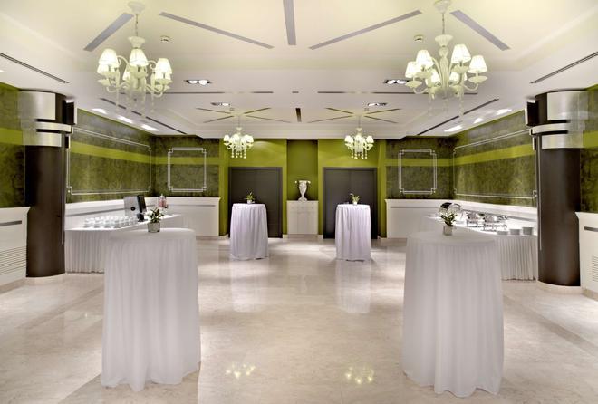 巴塞罗布尔诺宫酒店 - 布尔诺 - 宴会厅