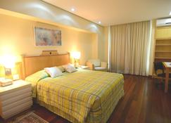 康斯坦丁诺艾文托斯酒店 - 茹伊斯迪福拉 - 睡房