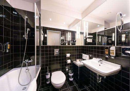优思明酒店 - 布拉格 - 浴室