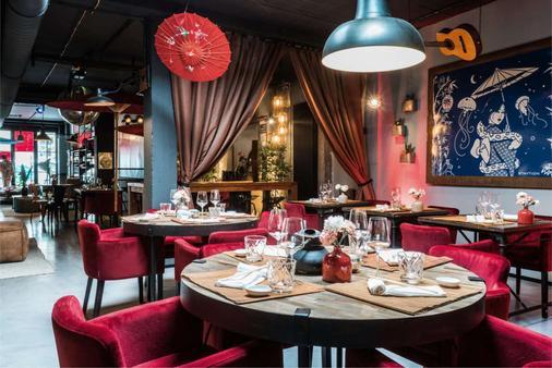 斯泰逊酒店 - 曼海姆 - 餐馆